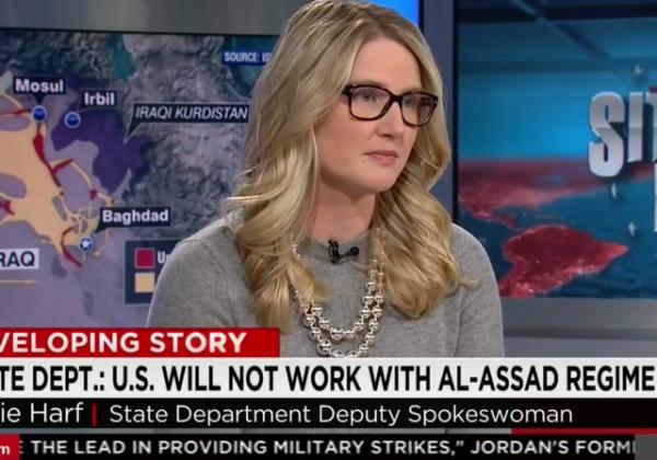 DOS Syria Iran ISIS