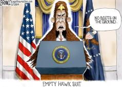 Obama the War Hawk