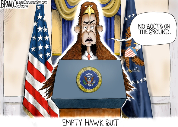 Obama the War Hawk