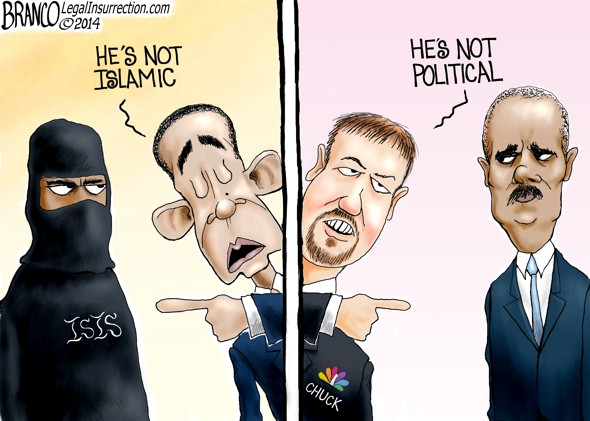Holder Not Political