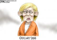 Hillary is Obama