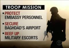 troops baghdad