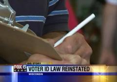 wisconsin voter ID