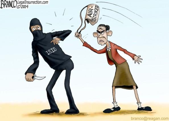 Airstrikes On ISIS