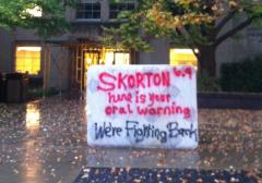 Cornell Rape Culture Protest Mattress