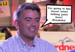 Cory Gardner ban condoms NARAL Colorado Senate