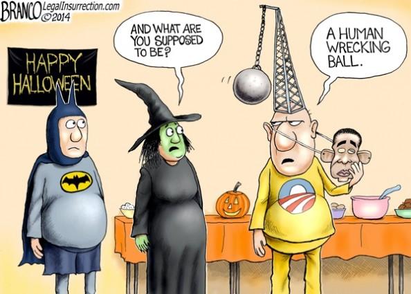 Obama Costume