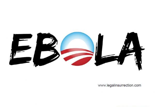 Ebola Obama Campaign Logo - w url