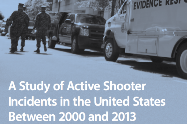 FBI Active Shooter report