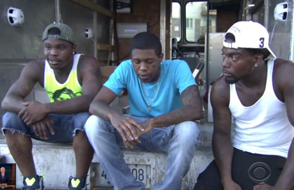 Ferguson protestors unemployed