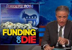 Jon Stewart DCCC Email Funding or Die