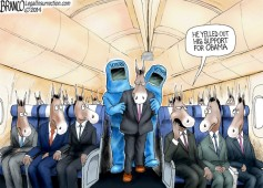 Treating Obama Like the Plague