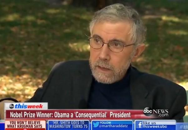 Paul Krugman Obama