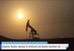 isis black market oil funding