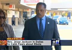 jesse jackson dallas ebola