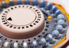 Birth Control Pill Container