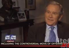 George W Bush criticize Obama
