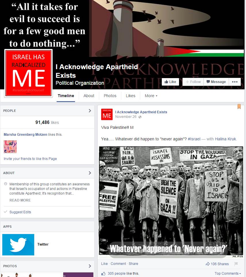 https://www.facebook.com/IAcknowledgeApartheidExists/photos/a.116419295219428.1073741828.116415985219759/321047701423252/?type=1