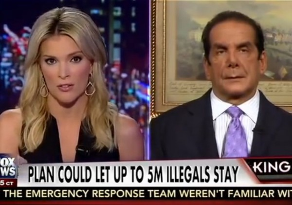 Krauthammer and Kelly