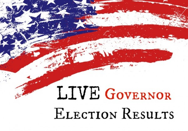 Live Governor Election Results