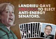 Mary Landrieu Senate Race Ad Buys