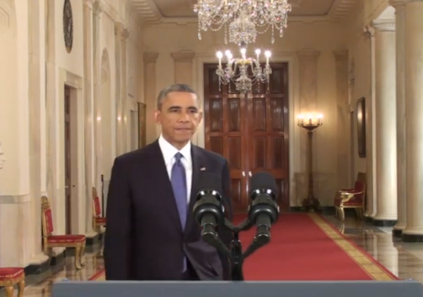 Obama Immigration Executive Action Speech