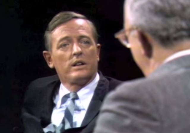 william f. buckley essay on the sopranos In considering the glories of the world around him, writer and conservative  commentator william f buckley, jr finds it easier to believe in a.