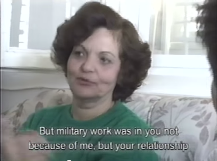 Women in Struggle Rasmieh Odeh You dragged me towards military work 2