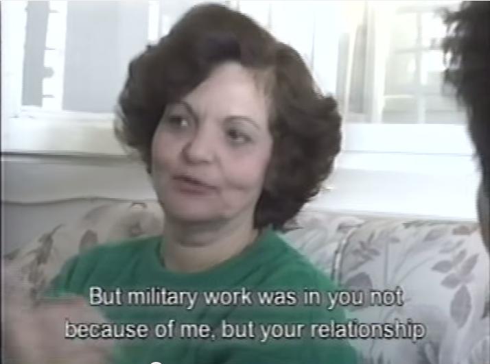 Women in Struggle Rasmieh Odeh You dragged me towards military work 2