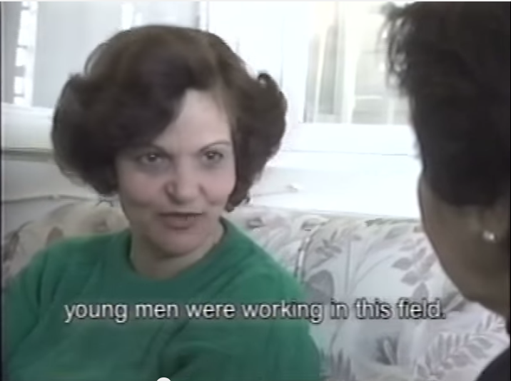 Women in Struggle Rasmieh Odeh You dragged me towards military work 4