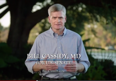bill cassidy campaign ad