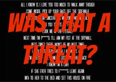 eminem lyrics free speech threat