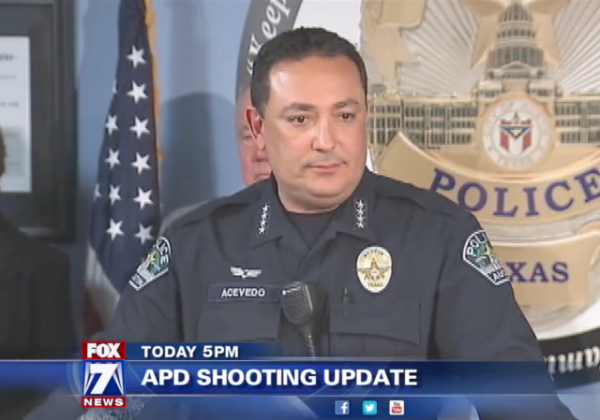 Austin Police Chief Vet Gun Enthusiasts