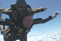 Bush 41 skydive