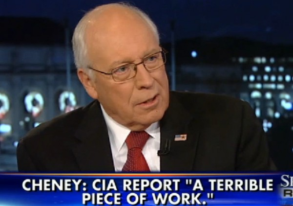 Dick Cheney CIA report
