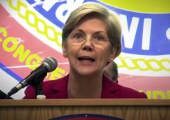 Elizabeth Warren Run Elizabeth Run Vido