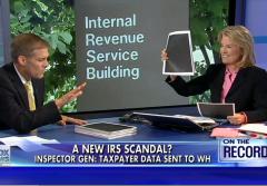 Greta IRS Scandal Share White House