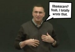 Gruber Obamacare I wrote it