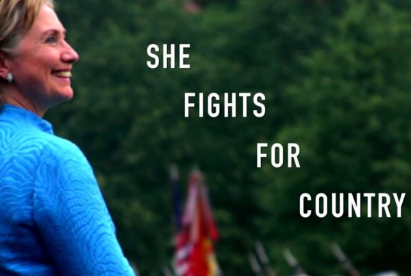 Hillary Fights for Country Stand With Hillary Video