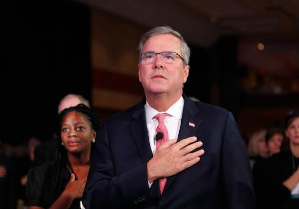 Jeb Bush heart