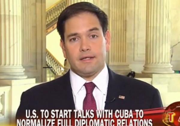 Marco Rubio Cuba