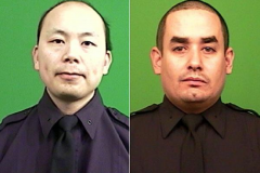 NYPD Police Officers Executed Wenjian Lu and Rafael Ramos