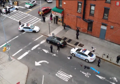 NYPD cop execution