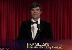 Nick Gillespie award
