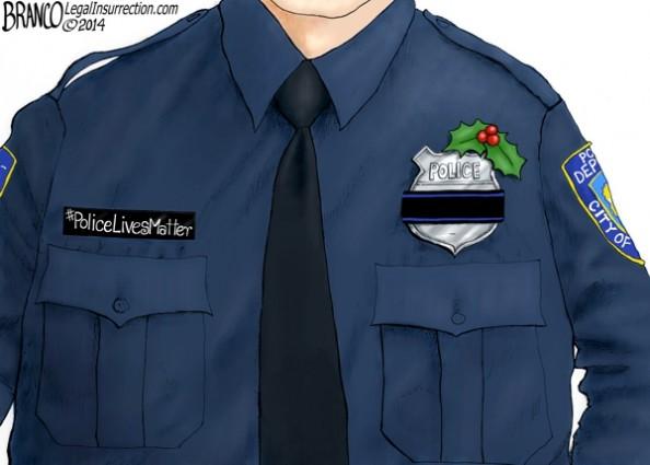 Police Menorial Christmas
