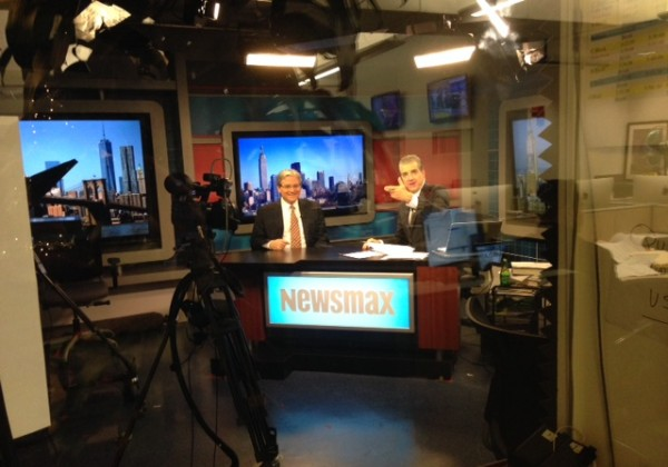William A. Jacobson on Steve Malzberg Show Newsmax TV