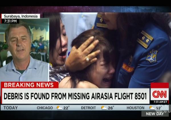 air asia found