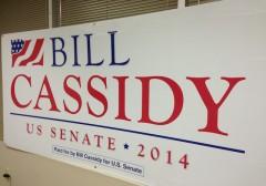 bill cassidy field sign