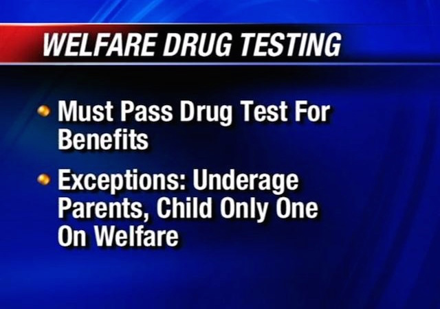 persuasion on drug testing welfare recipients Persuade my audience to support random and mandatory drug testing in schools mandatory drug testing for welfare recipients we all should support mandatory.