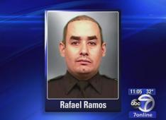 rafael ramos NYPD